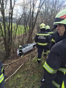 Intervencija - Prometna nesreča 6.3.2016