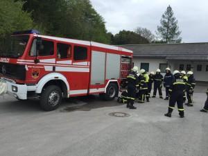 Zaključek osnovnega tečaja za gasilca 2016