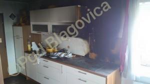 Intervencija - Požar v stanovanjskem objektu