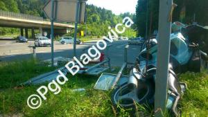 Intervencija - Prometna nesreča 23.5.